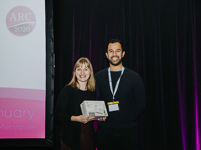 Xiel Success at Annual Radiotherapy Conference
