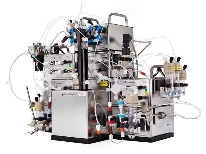 Modular lab Eckert & Ziegler