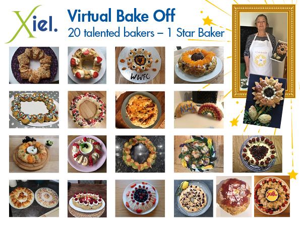 Xiel Star Baker!