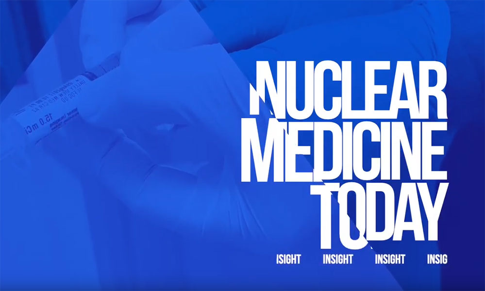 Xiels Opinion on … the World of Nuclear Medicine