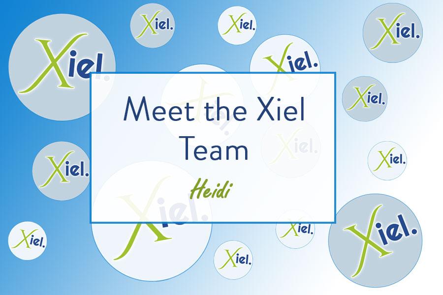 Meet the Xiel Team: Heidi – Admin Team Leader