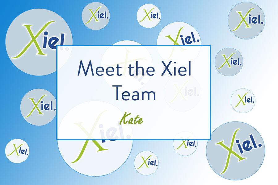 Meet the Xiel Team: Kate – Senior Support Administrator