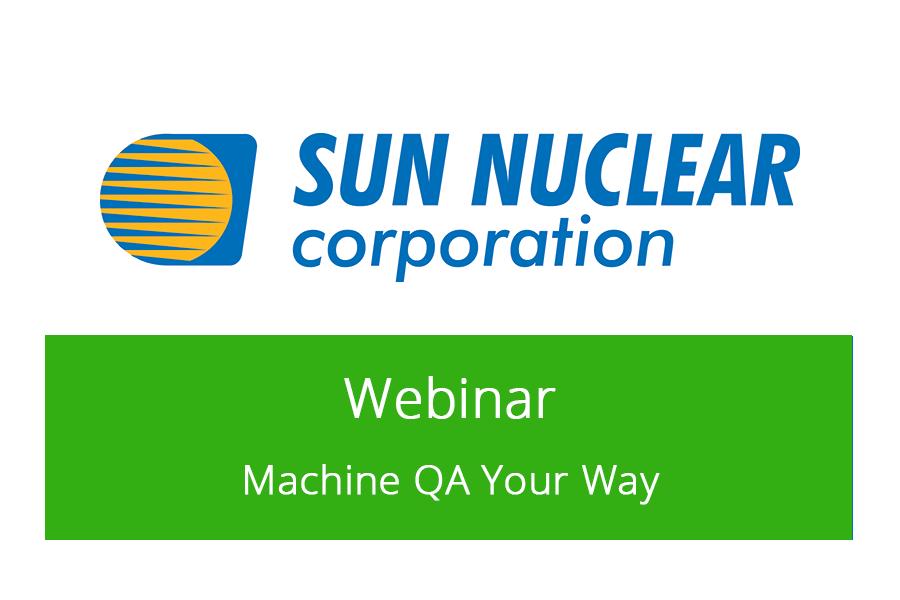 Sun Webinar Machine QA